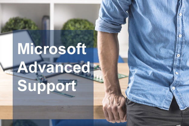 Microsoft Support Prioritaire